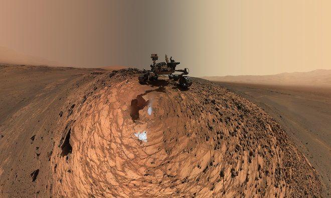 هل أثبت تقرير ناسا الأخير وجود حياة على سطح المريخ؟
