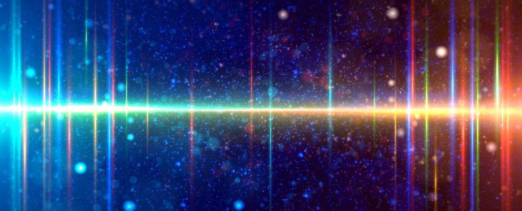 انكسار الالكترونات سلوك موجي اكتشف حديثا