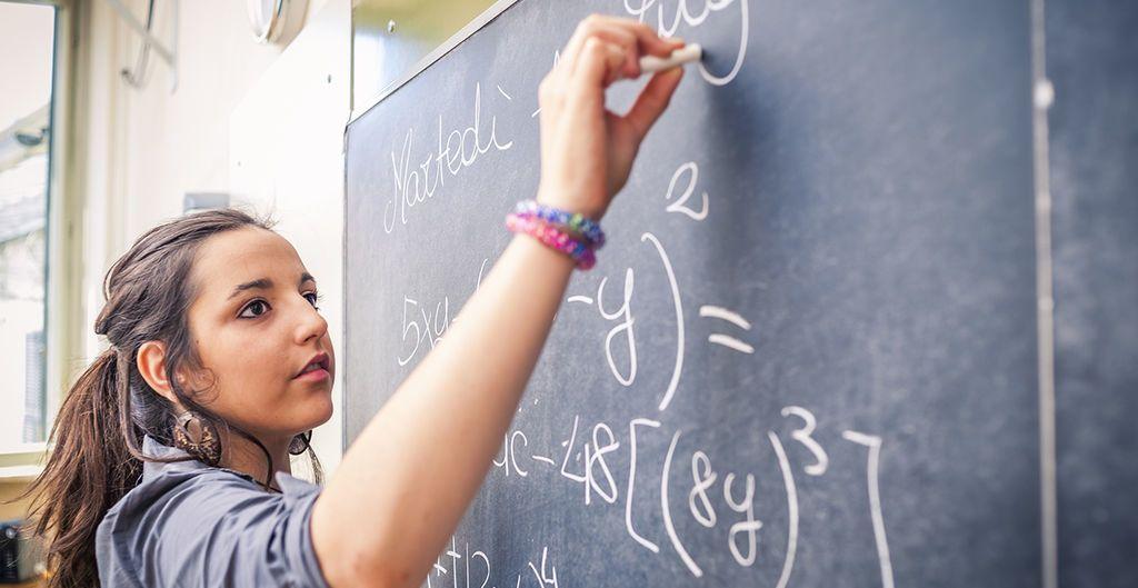تعلم كيف تحب الرياضيات