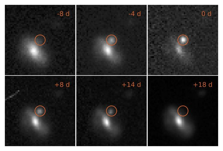 علماء يتمكنون من رصد 72 انفجارًا ساطعًا مجهول المصدر