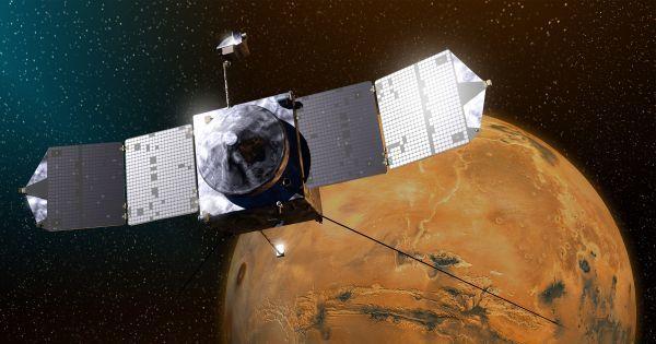 بعد ألف يوم في مدارها، (مافن-MAVEN) تعلمنا الاكتشافات العشرة الأكثر روعة