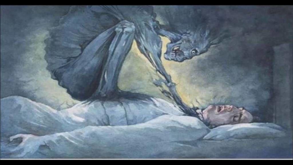 الجاثوم أو شلل النوم، بين الخرافات والعلم