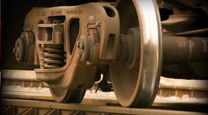 كيف تتجاوز القطارات المنعطفات؟