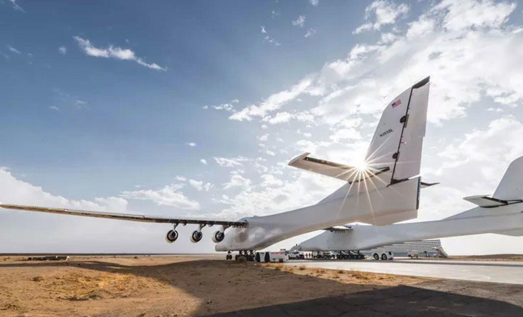 أكبر طائرات الأجرة في العالم على وشك الإقلاع