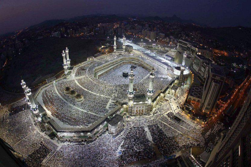 النسبة الذهبية و موقع مدينة مكة ما هي الحقيقة ؟