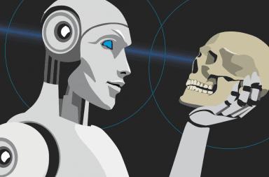كيف تستطيع الحكومات الحد من تطور الذكاء الاصطناعي الفائق العدواني الخيال العلمي ثورة الروبوتات على البشر تطور تقنيات الذكاء الصنعي