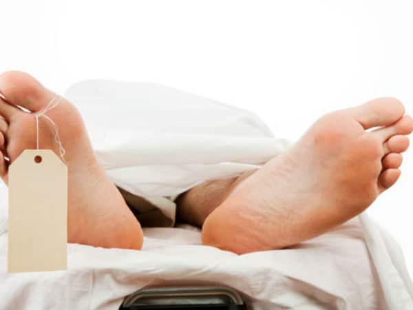 ماذا يحدث لجسمك بعد الموت ؟