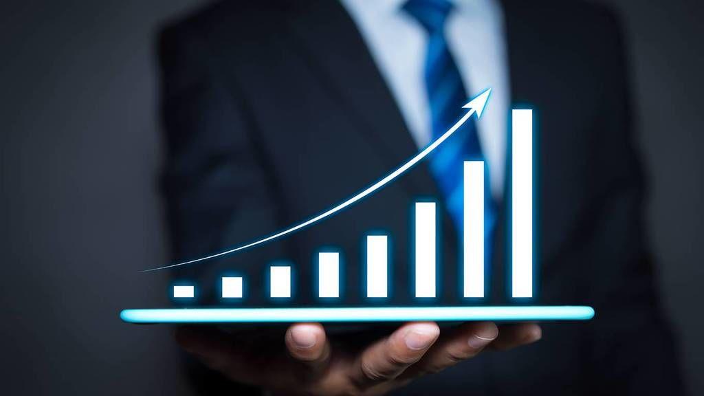 ما هو النمو الاقتصادي زيادة في إنتاج السلع والخدمات الاقتصادية مقارنة إنتاج السسلع بين الماضي والحاضر إجمالي الناتج المحلي إجمالي الناتج القومي