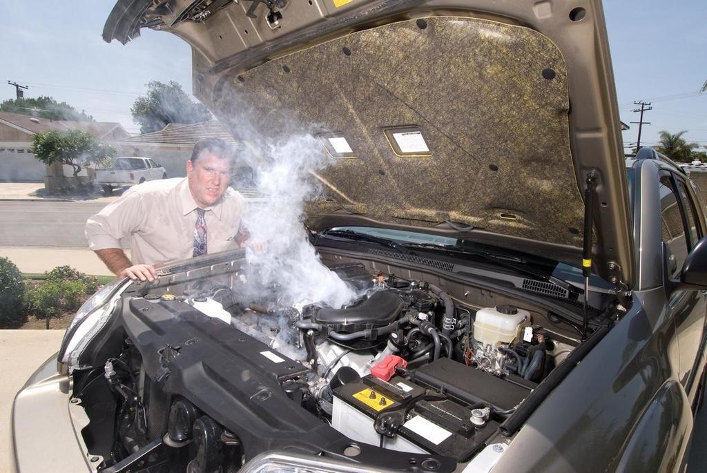 كيف يعمل نظام تبريد محرك السيارة؟