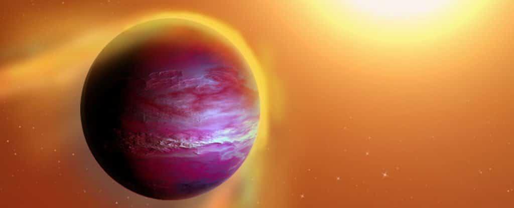 اكتشاف كوكب جديد يافع، لكنه واقع في دوامة الموت