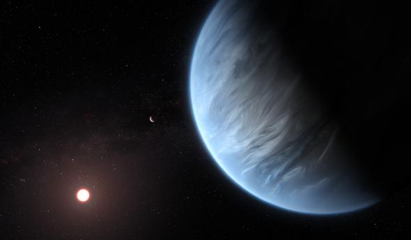 علماء هارفارد يرجحون أن الكواكب الصغيرة جدًا قد تدعم وجود حياة