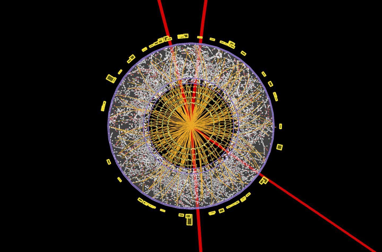 هل تكون فيزياء الجسيمات المدخل لنظرية كل شيء؟