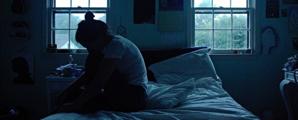 هل يعالج الحرمان من النوم الاكتئاب؟