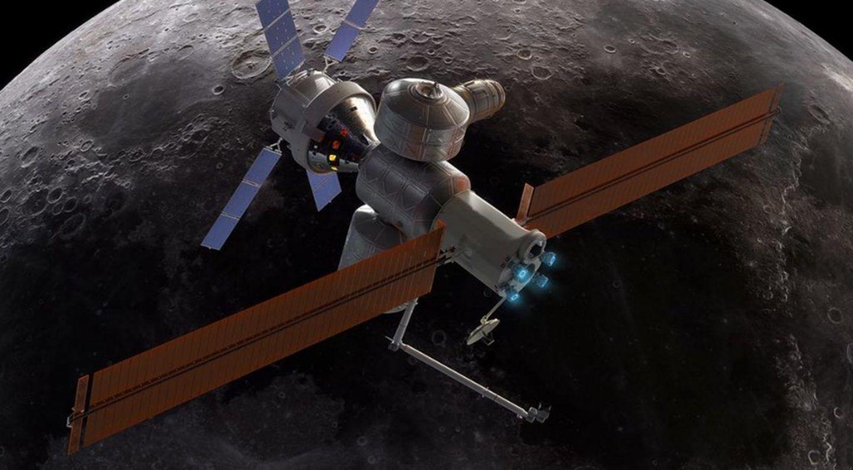 إصدار وكالة ناسا عقود دراسات لمكونات محطة (بوابة الفضاء السحيق)