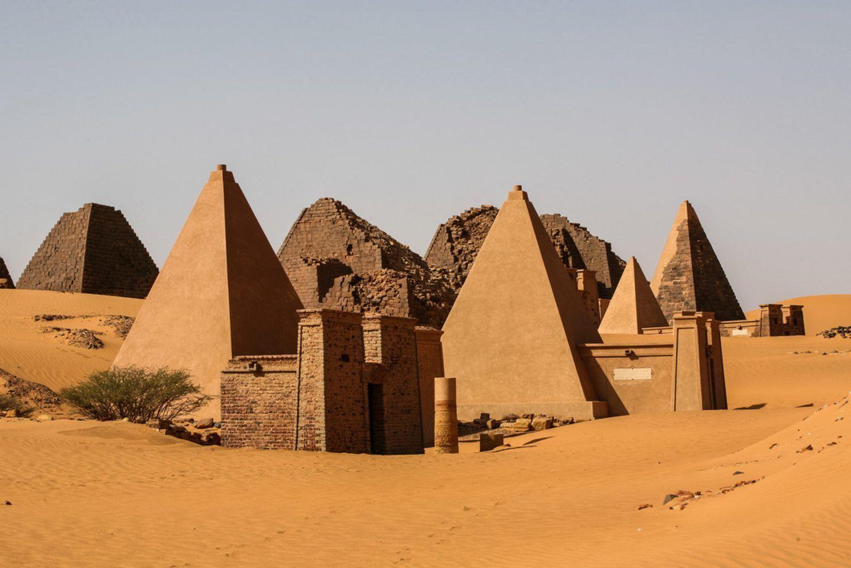 النوبة أو الحضارة النوبية القديمة: تاريخ موجز