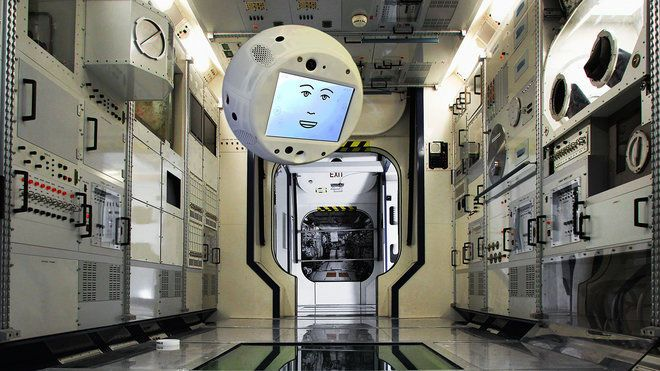 دماغ عائم سيساعد روّاد الفضاء الموجودين في محطة الفضاء الدوليّة
