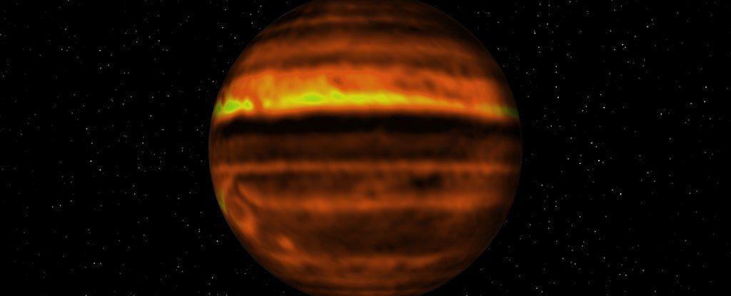 كوكب المشتري وعواصفه المُضطربة صور تخطف الأنفاس من داخل العاصفة العواصف على كوكب المشتري عملاق المجموعة الشمسية العملاق الغازي