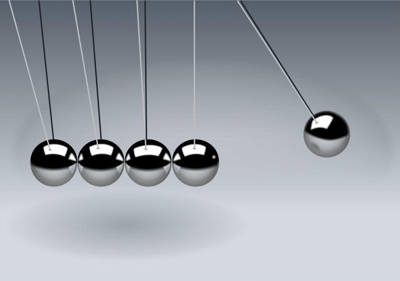 قوانين نيوتن للحركة