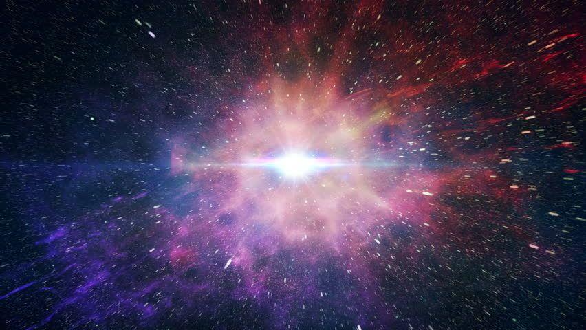 نظرية الانفجار العظيم كيف بدأ الكون كيف نشأ الكون التوسع الكوني إشعاع الخلفية الكوني الميكروي نظرية الغنفجار العظيم ونشأة الكون