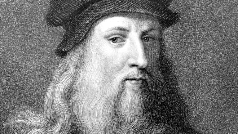 سيرة حياة ليوناردو دافينشي