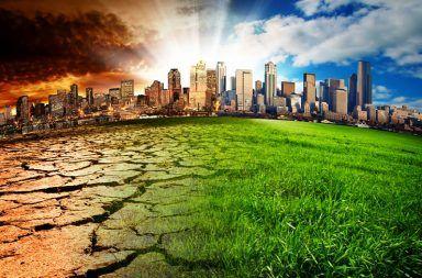 هل تعتقد أن تغير المناخ ظاهرة إذ لا يجد العلماء شيئًا مماثلًا خلال الألفي عام السابقة الاختلاف في مناخ الأرض بين الماضي والحاضر