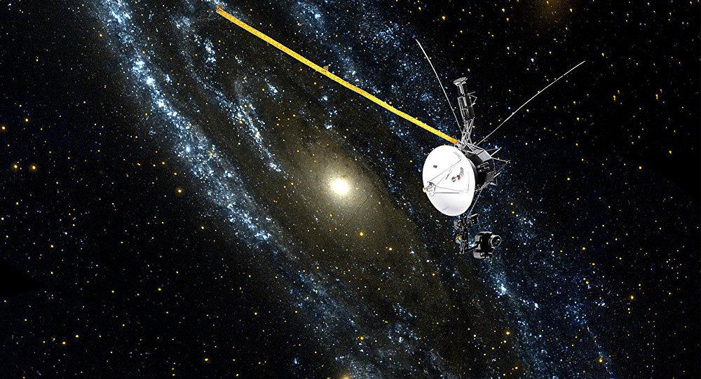 فوياجر 2 تغادر الغلاف الشمسي وتدخل الفضاء بين النجمي - ما هي وجهة المركية الفضائية فوياجر 2 - هل يوجد هناك مركبة فضائية غادرت النظام الشمسي؟