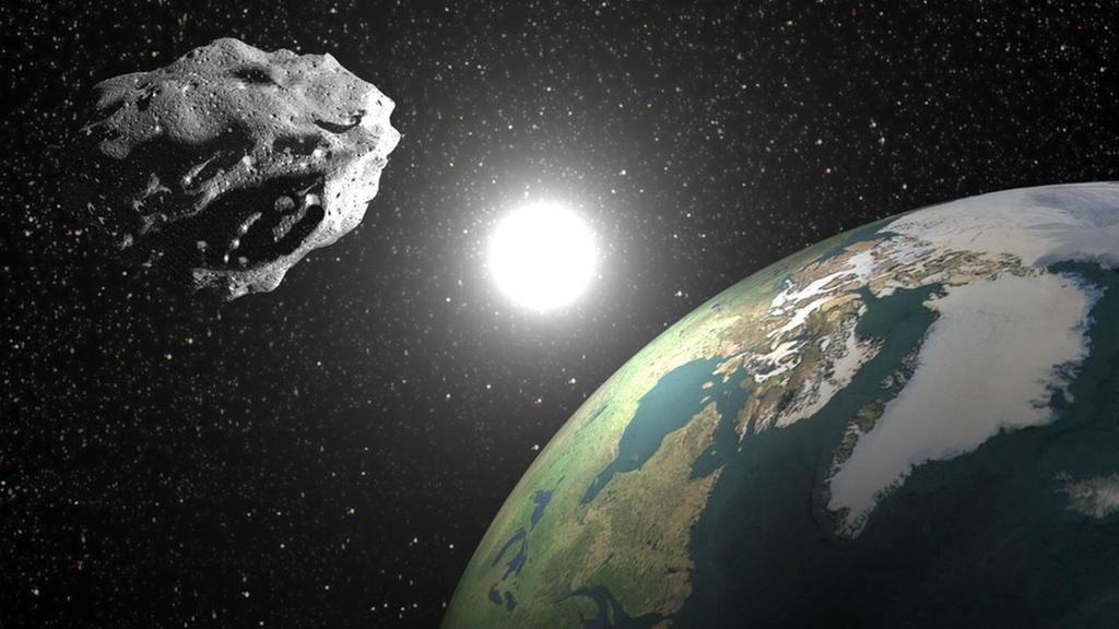 كويكب كبير يمر قريبًا من الأرض في الأول من أيلول سبتمبر