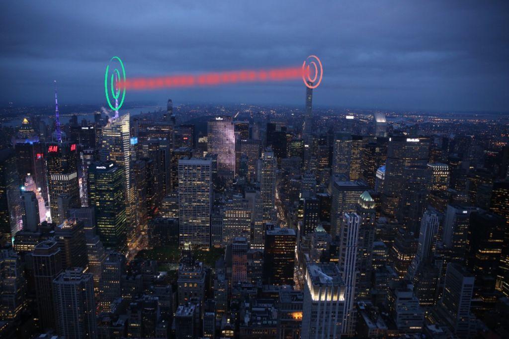 التشفير الكمّي عالِ السرعة قد يساعد في أمْن الإنترنت في المستقبل
