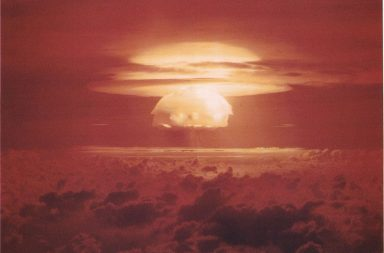 كيف فقد عالم الفيزياء بجامعة برينستون وثائق القنبلة الهيدروجينية؟ - اختبار القنبلة الهيدروجينية في إنيوتوك أتول في المحيط الهادي
