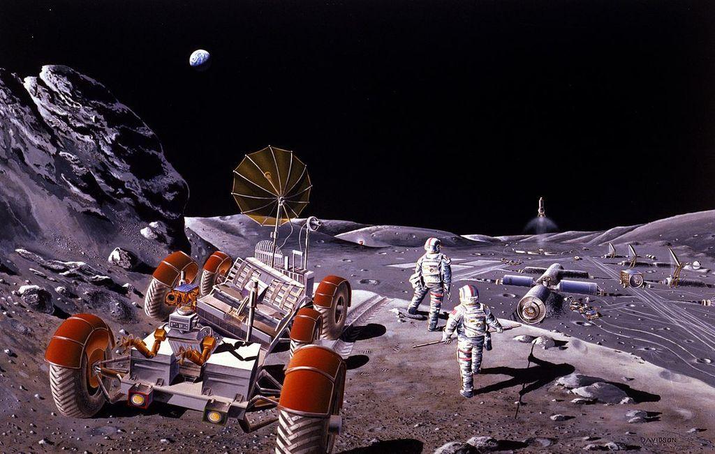 ثلاثة أسباب ستعجل بعودتنا إلى القمر