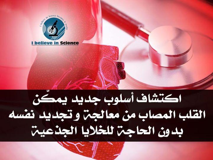 اكتشاف أسلوب جديد يُمكّن القلب المُصاب من معالجة وتجديد نفسه بدون الحاجة للخلايا الجذعية