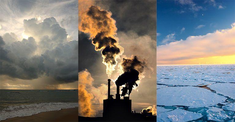 كوارث طبيعة بسبب ارتفاع درجات الحرارة