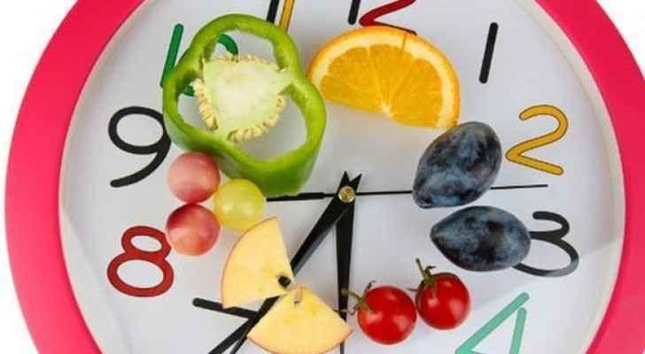 هل يؤثر وقت تناول الطعام على الوزن؟