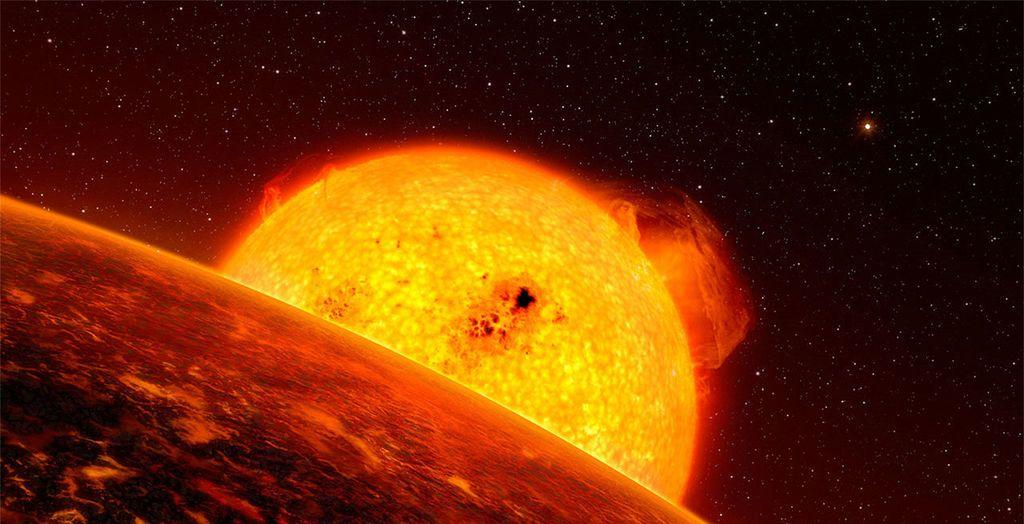 النجم الأحمر العملاق: مستقبل الشمس