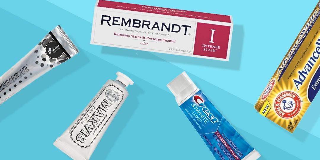 ما هو أفضل معجون أسنان وعلى أي أساس تختاره؟ - تستطيع معاجين الأسنان المبيضة تخفيف البقع وزيادة سطوع الأسنان مع مرور الوقت