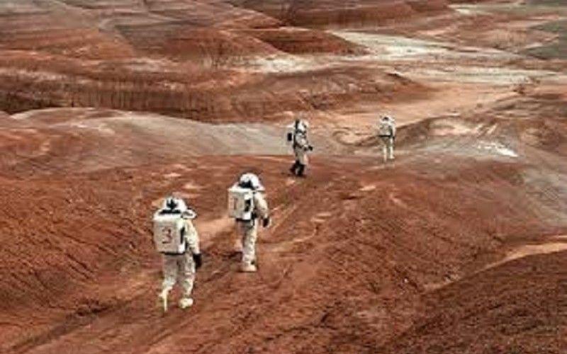 لمحة عن رحلة ناسا الى المريخ