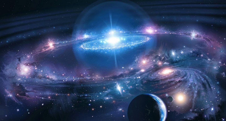 أين يقع مركز الكون؟