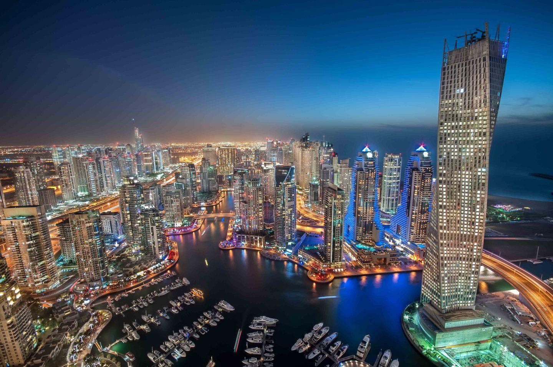 دبي: مدينة المستقبل خطوة نحو اقتصاد مستقبلي مبني على نظام بلوكتشين