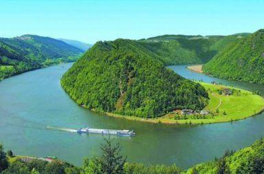حقائق رائعة عن نهر الدانوب معلومات جميلة لم تكن تعرفها مسبقًا حول نهر الدانوب أكبر أنهار أوروبا الغابات السوداء في المانيا