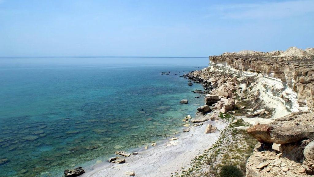 بحر قزوين: أكبر مساحة داخلية من المياه