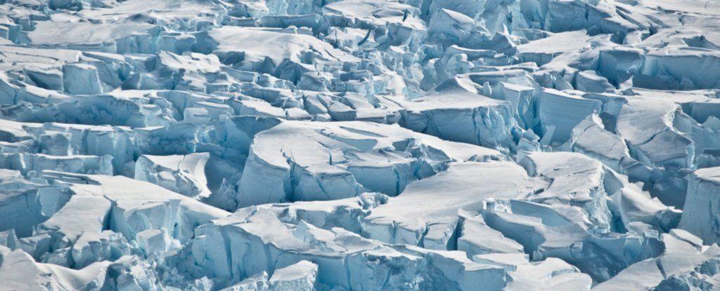 يمكن أن تساعد هذه الخطة المجنونة لدعم القطب الجنوبي في إنقاذ العالم