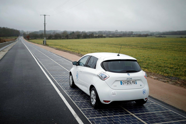 أول طريق للطاقة الشمسية في العالم ينهار رسميًا في فشل تام