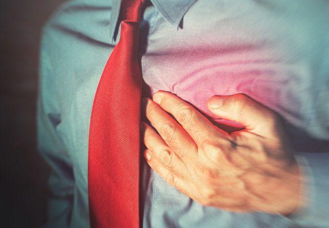 متلازمة الشريان التاجي (التاجية) الحادة Acute coronary syndrome