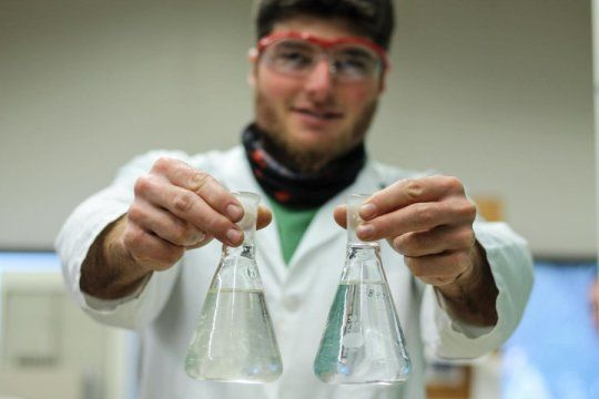 اختراع جديد لاستخدام البكتريا في تنقية المياه