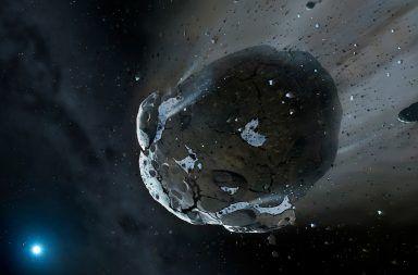 اكتشف العلماء ولأول مرة كويكب يغير لونه 6478 Gault سبب ظهور ألوان المذنب الفرق بين الكويكب والمذنب تلسكوب الأشعة تحت الحمراء