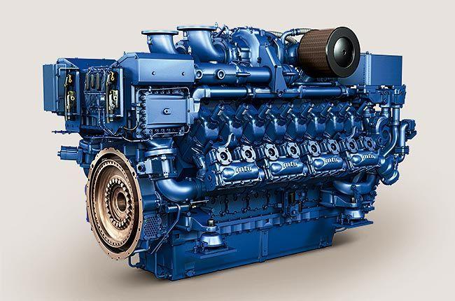 محرك الديزل: كيف تعمل محركات الديزل ؟
