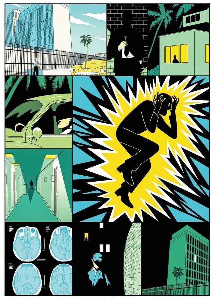 متلازمة هافانا Havana syndrome قصص طبية غريبة أغرب القصص الطبية مجلة الجمعية الأمريكية الطبية JAMA كوبا الهيستيريا الجماعية