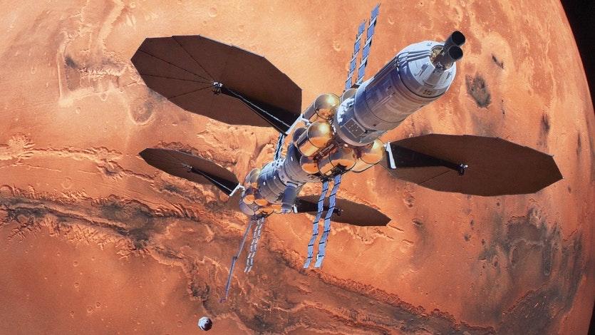 عالم سابق في ناسا يناقض تصريحات الوكالة ومقتنع باكتشافنا لحياة على المريخ الهبوط على سطح المريخ الحياة على الكوكب الأحمر كائنات فضائية