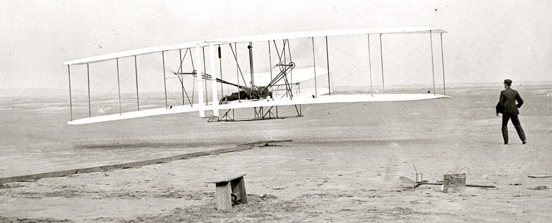 قصة الأخوين رايت والطيران الأول