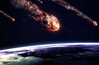 النيازك الشمس الكويكبات النظام الشمسي